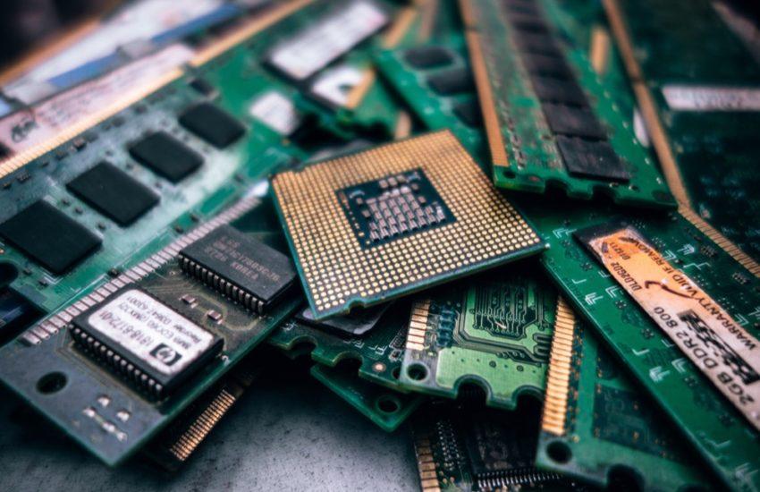 Foto von Computer Chips